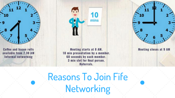 Reasons To Join Fife Networking