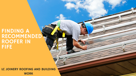 Recommended Roofers In Fife | Approved Roofers Fife