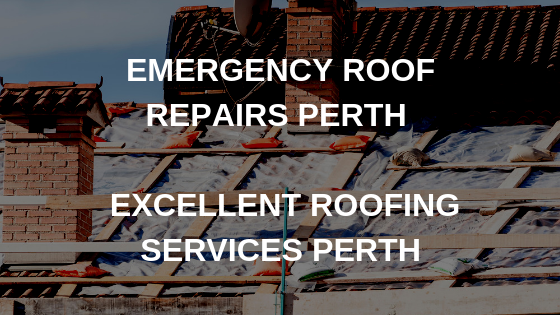 EMERGENCY ROOF REPAIRS PERTH