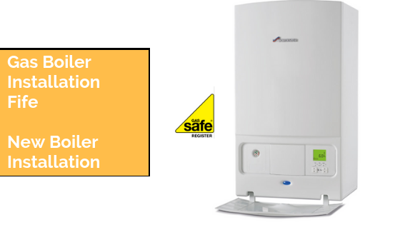 Gas Boiler Installation Fife: New Boiler Installation Fife