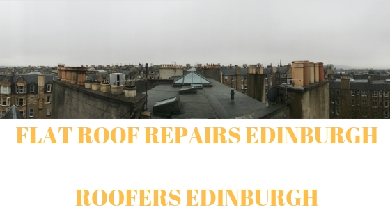 FLAT ROOF REPAIRS EDINBURGH