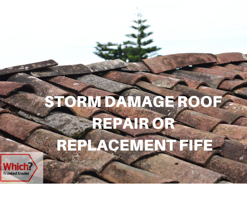 STORM DAMAGE ROOF REPAIR OR REPLACEMENT FIFE