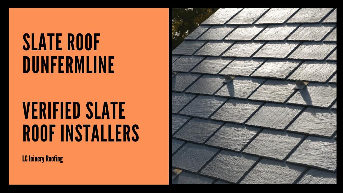 Slate Roofers Dunfermline - Verified Slate Roof Installers