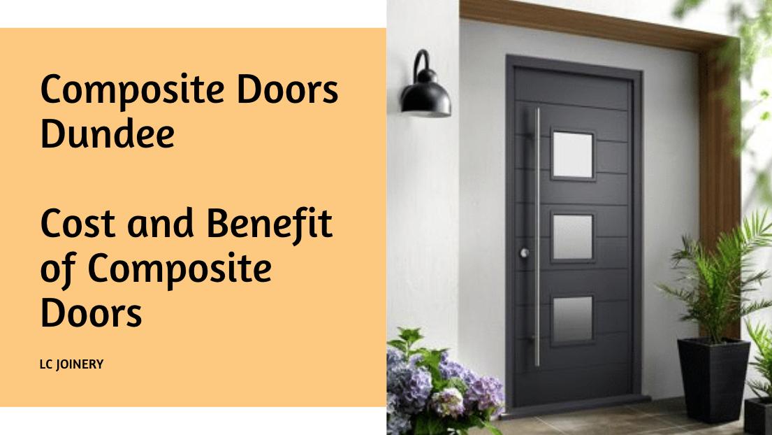 Composite Doors Dundee