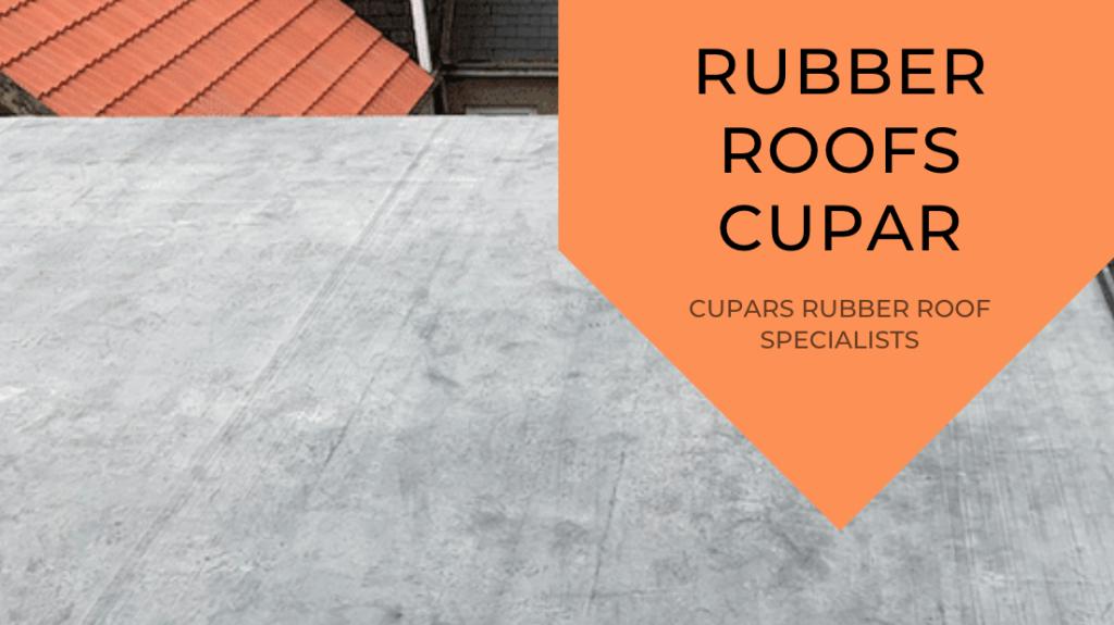 Rubber Roofs Cupar