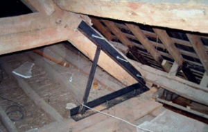 Structural Timber Repairs Fife
