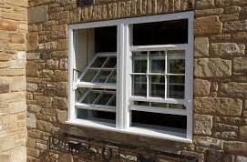 uPVC Sash Window Fife