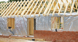 Timber Frame Extension Fife