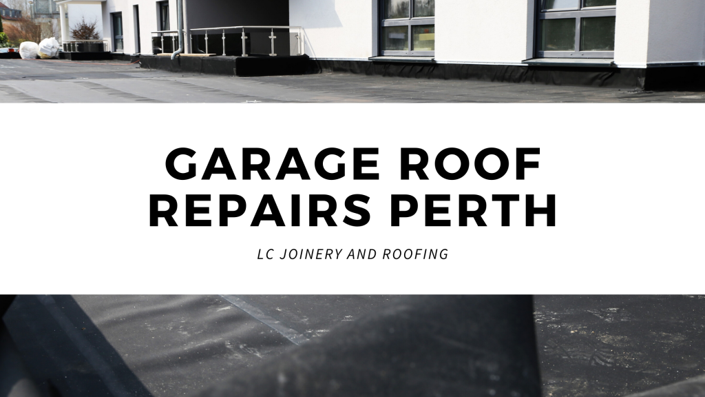 GARAGE ROOF REPAIRS PERTH